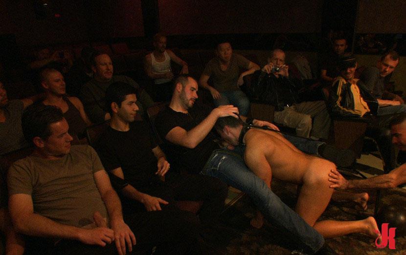 Budapest amateur gangbang party