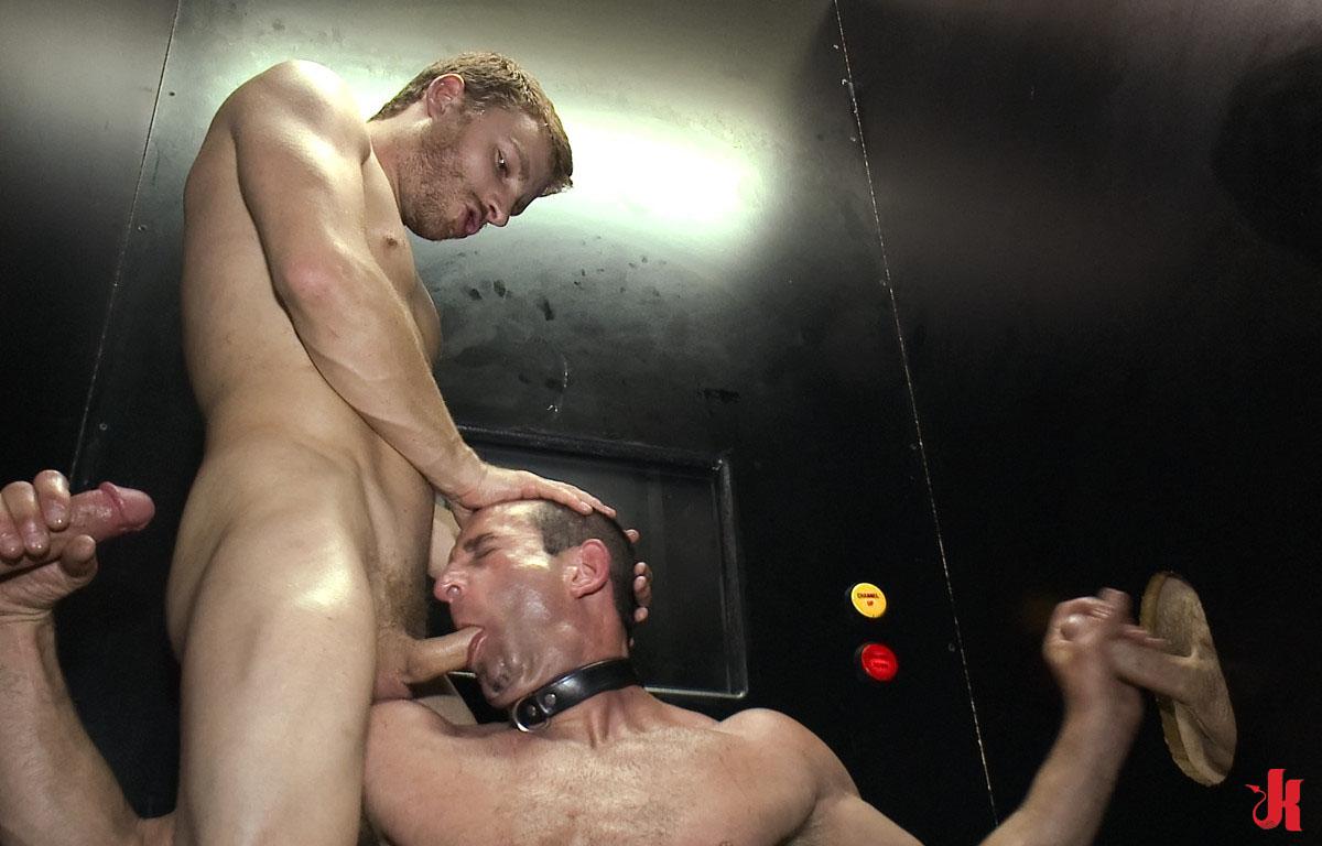 Danny the twink in gay bondage, gay bdsm, humiliation gay fetish gay porn
